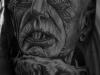 Dracula Tattoo by Carlos Macedo