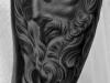 Jesus Tattoo by Carlos Macedo